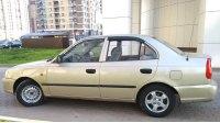 Hyundai Accent LC, вид сбоку
