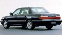 Hyundai Grandeur II, вид сзади