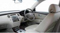 Hyundai Grandeur IV, место водителя