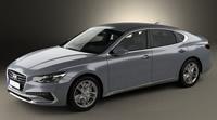 Hyundai Grandeur VI (IG)