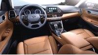 Hyundai Grandeur VI, место водителя