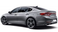 Hyundai Grandeur VI, вид сзади