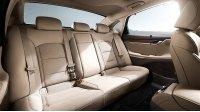 Hyundai Grandeur VI, задние сиденья