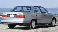 Hyundai Sonata II, вид сзади