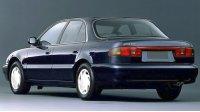 Hyundai Sonata III, вид сзади
