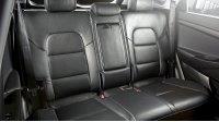 Hyundai Tucson III, задние сиденья